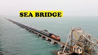 Mother Of All Bridges Pamban 1