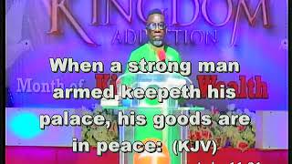 Spiritual Warfare - Bishop abraham Chigbundu 01/10/2017