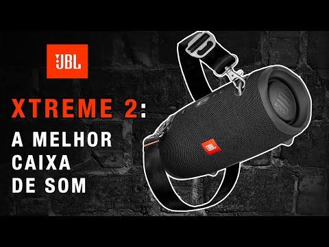 JBL XTREME 2: UNBOXING, REVIEW E TESTE DE ÁUDIO