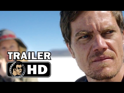 SALT AND FIRE Official Trailer (2017) Werner Herzog, Michael Shannon HD