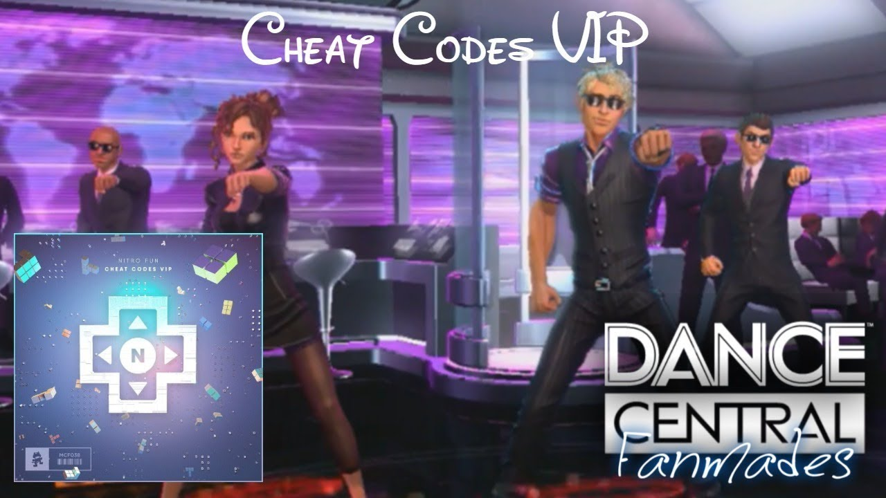 Dance <b>Central</b> - &quot;<b>Cheat Codes</b> VIP&quot; Nitro Fun Co-Op Fanmade - YouTube