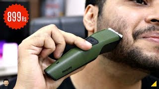 BEST TRIMMER IN 899 Rs. ?