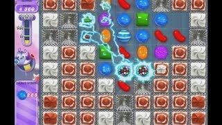 Candy Crush Saga Owl Dreamworld Level 276 (Double Chocolate Bomb) incomplete