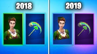 New Holiday EVENT in Fortnite... (SGT. GREEN CLOVER skin and POT O' Gold pickaxe RETURN)