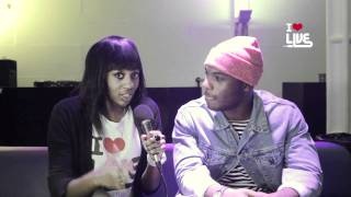 ILUVLIVE Josh Osho Interview 7 NOV 2011 @ XOYO