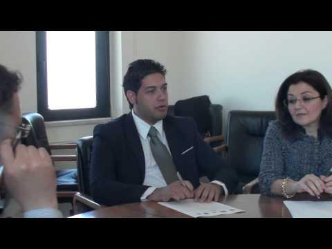 Conferenza stampa di presentazione del Progetto Horus
