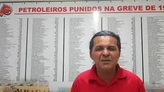 Diretor do Sindipetro Bahia acusa Petrobrás de prática antissindical