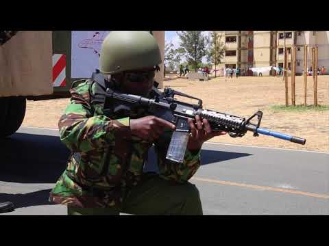 CAREER IN POLICING: POLICE TRAINING IN KENYA (NEW CURRICULUM)