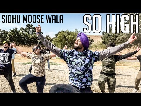 Bhangra Empire - So High Freestyle - Sidhu Moose Wala