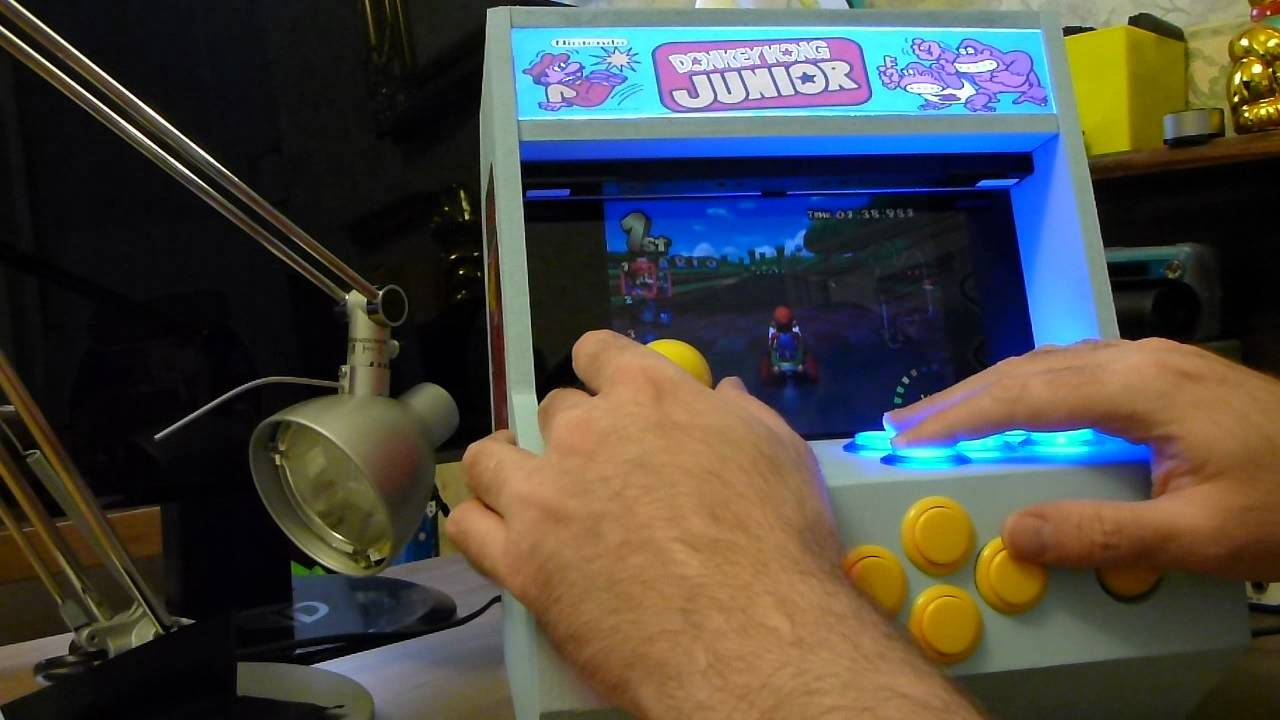Nintendo Wii Gamecube Super Mario Kart Double Dash Mini