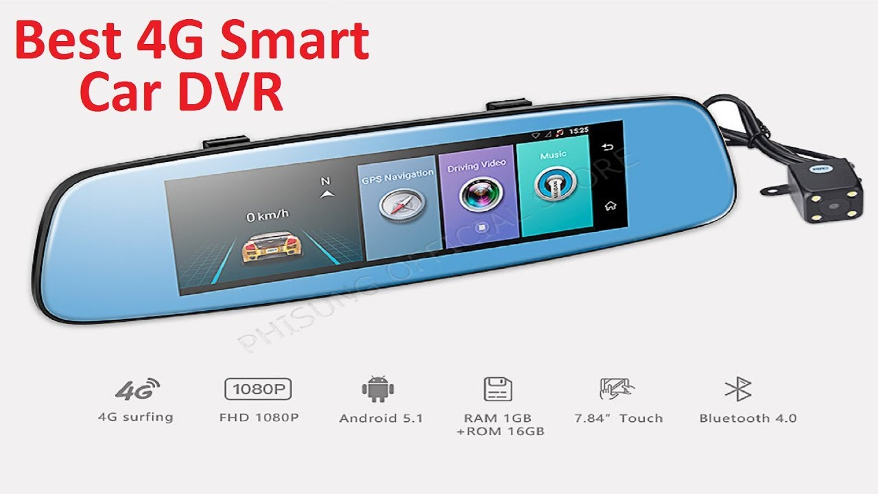 Car Dash Cam Best Car Dvr Adas Monitor Rear View Mirror Rear