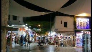 03   Bodrum Juni 2013   Bazar bei Nacht