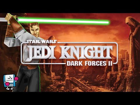 Star Wars Dark Forces 2: Jedi Knight PC Game Review | Second Wind Old PC Gaming Reviews
