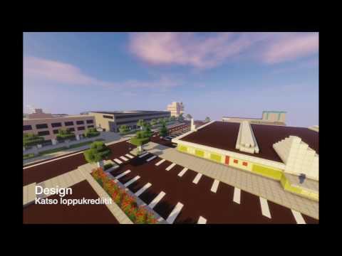 Minecraft Äänekoski esittely
