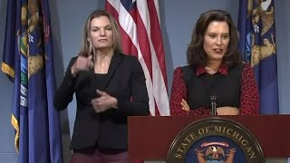 Gov. Whitmer warns of uptick in cases -- Holds off on taking Michigan to phase 5