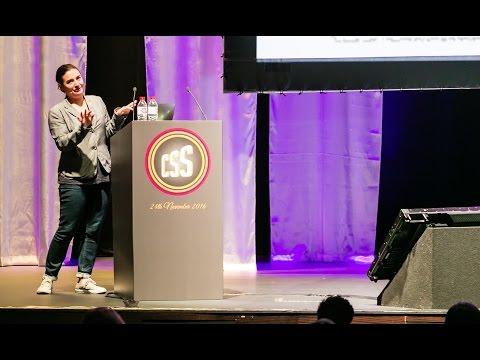 Soledad Penadés: Make Websites, Not Apps - CSSConf.Asia 2016