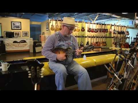 Carter Vintage Guitars - Mike Compton - Feb. 18th 1924 Loar