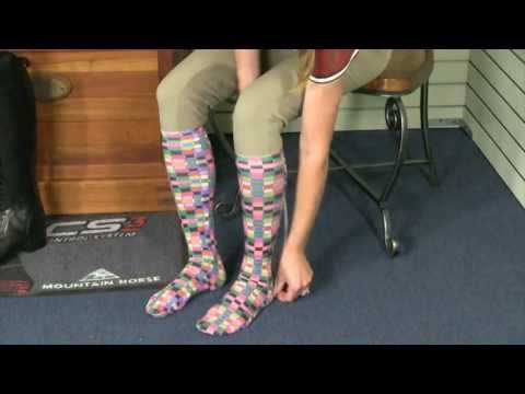Mountain Horse® Tall Boot Measuring Tutorial