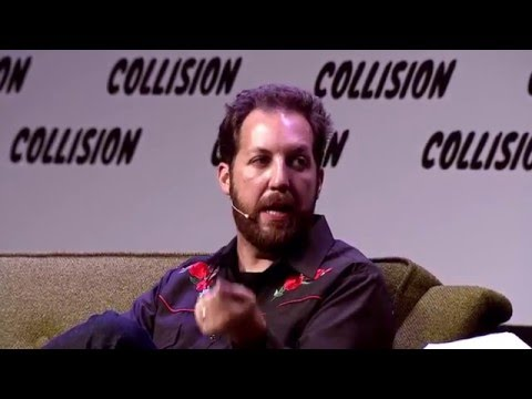 Unbounded ambition - Chris Sacca & Laurie Segall