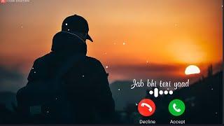 😌🖤Jab Bhi Teri Yaad Aayegi Ringtone | I Shoj | Sad Song Ringtone | New Ringtone 2021