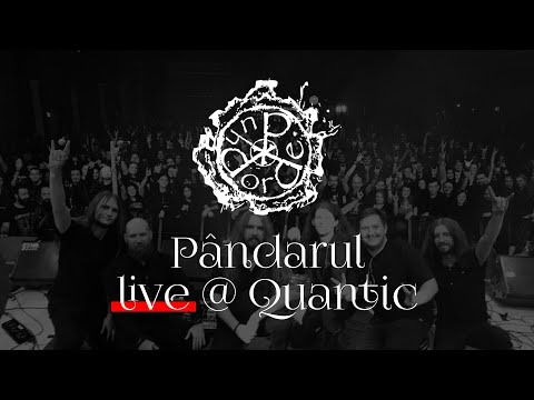 Dordeduh - Pândarul [Live at Quantic]
