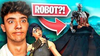 Se está construyendo un ROBOT GIGANTE!