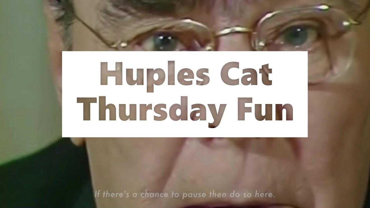 Thursday Fun- The Anti-Musical Edition