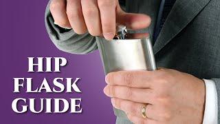 The Hip Flask Guide - Gentleman's Gazette