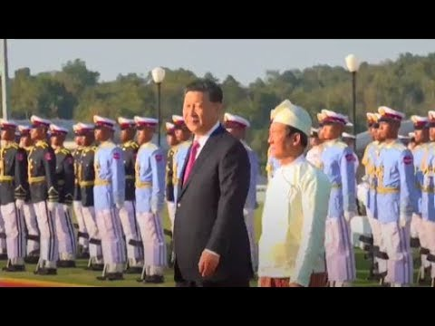 Why China wants a foothold in Myanmar