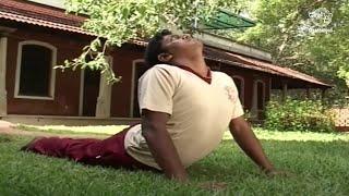 Yoga Exercise for Beginners - Bhujangasana (Cobra Pose) - Improves Blood Circulation
