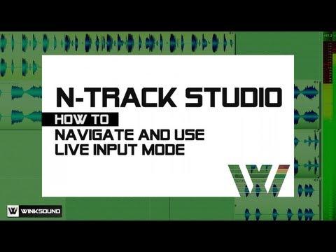 n-Track Studio: Overview of n-Track Studio 7   WinkSound