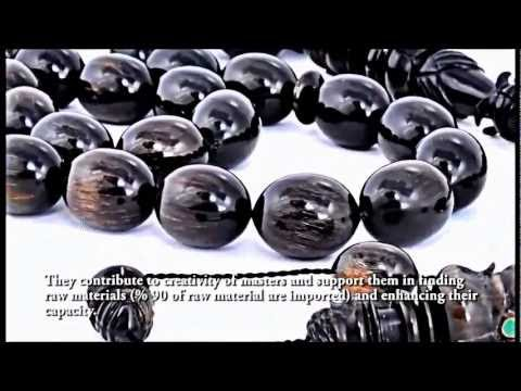 Türk Tesbih Sanatı - The Art of Turkish Prayer Beads