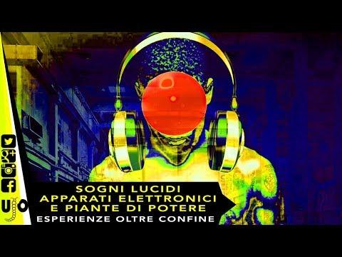 Sogni Lucidi - Apparati elettronici e piante di potere. (Step 6)