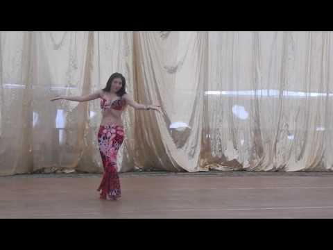 "Ольга Ахапкина  Tabla solo BELLY WAVE Koblevo   Амджад ""Amjad"""