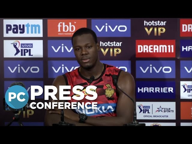 Carlos Brathwaite on his 'media' rivalry with Ben Stokes