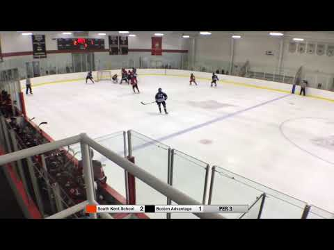 South Kent School Selects Academy 18U Vs Boston Advantage