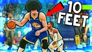 Скачать FIRST EVER 10 FOOT DEMIGOD PLAYER In NBA 2K