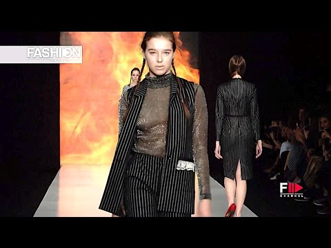 KSENIA KNYAZEVA Moscow Fall Winter 2017 2018 - Fashion Channel
