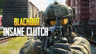 Insane Clutch Ending! - COD Black Ops 4 Battle Royale Blackout