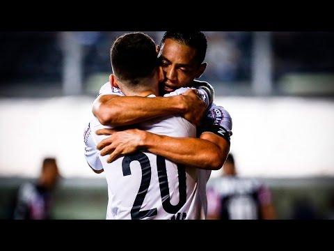 Santos 4 x 0 Atlético MG | MELHORES MOMENTOS | Brasileirão (16/09/15)