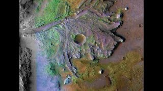 Science News - NASA Mars 2020 rover mission will look for microscopic fossils in Jezero crater