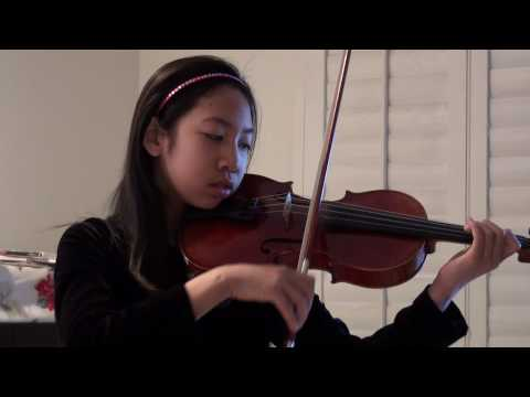 Alexandra Lee plays Concerto  3 in G minor by Seitz