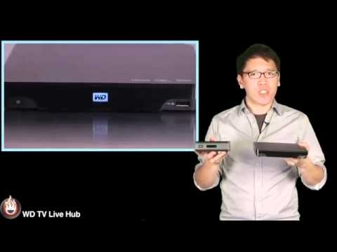 Western Digital WD TV Live Hub Review