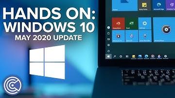 Windows 10 May 2020 Update (Version 2004) - Krazy Ken's Tech Talk