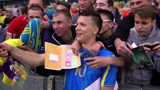 #МиЗбірна2017- рік для національної збірної!