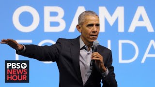 WATCH LIVE: Obama holds virtual town hall on policing and civil unrest