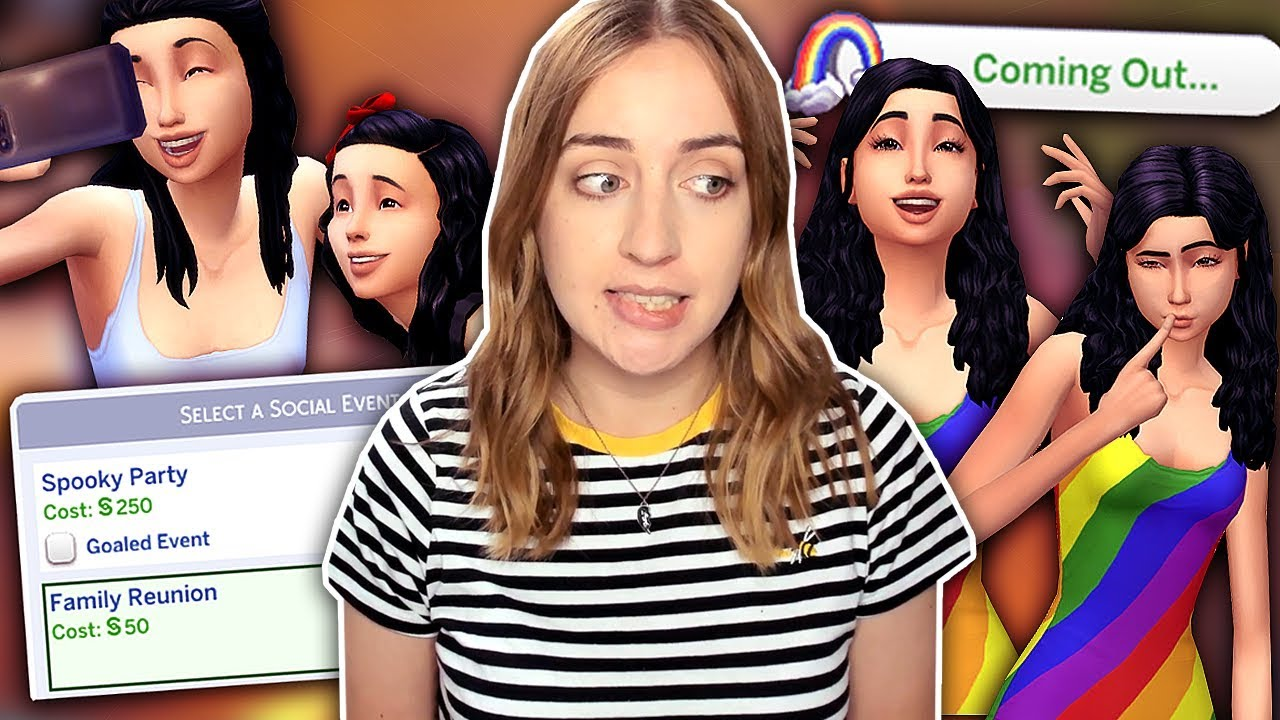 Must Have Mods for Realistic Gameplay (The Sims 4) YouTube