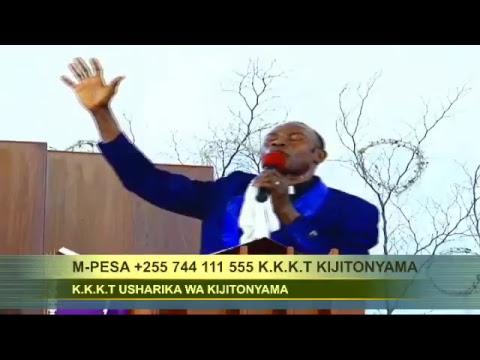 Rev.Yona Mwambeta '' Original Addresses never made God's people suffer ''  Morning glory 13/03/2018