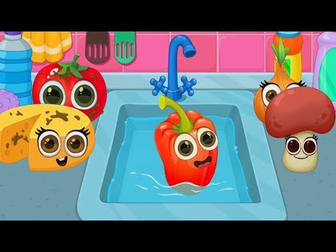 Masak Masakan Anak Kecil - Permainan Masak Menyenangkan