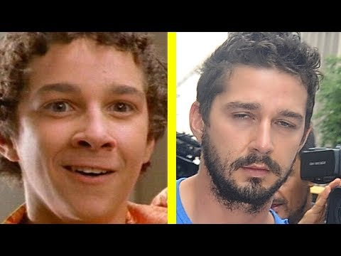 Shia LaBeouf  Where Are They Now?